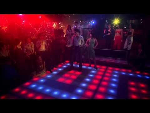 Thumbnail of video Saturday Night Fever, You Should Be Dancing, Bee Gees, John Travolta 720p HD