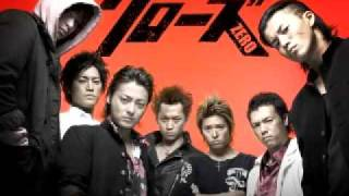 Crows Zero OST Track 10 Hero Lives In You ~short Ver