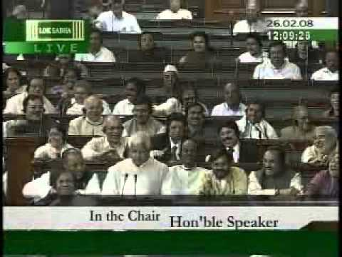 English Translation of Laloo Prasad in Parliament