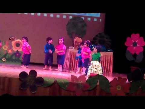 Aadhya school Annual Function 2014
