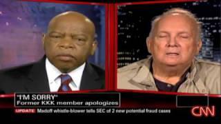 Ex-KKK to Rep. John Lewis: I'm Sorry