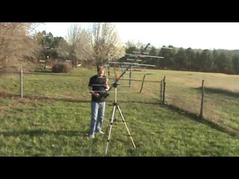 Excalibur Amateur Radio Satellite Antenna