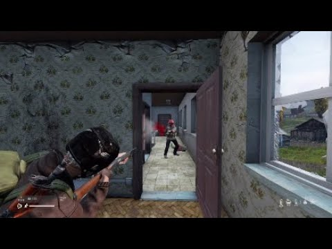 KILLING CANNIBALS IN DAYZ *FUNNY*