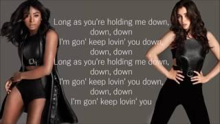 Fifth Harmony - Down (Lyrics)