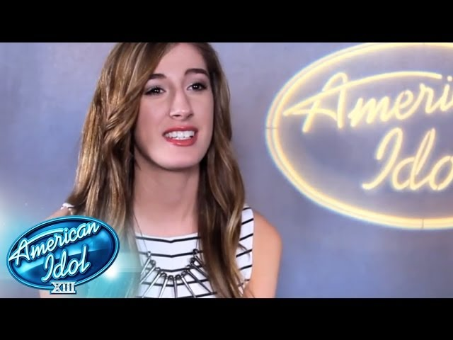 Road to Hollywood: Ali Jane Henderson - AMERICAN IDOL SEASON XIII