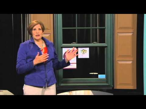 Simonton Windows - Color Expert Kate Smith Discusses Exterior Window Colors + Free Color Guide