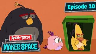 Angry Birds Markerspace - Schovávačka