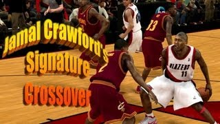 How To Do Jamal Crawford's Shake & Bake Crossover