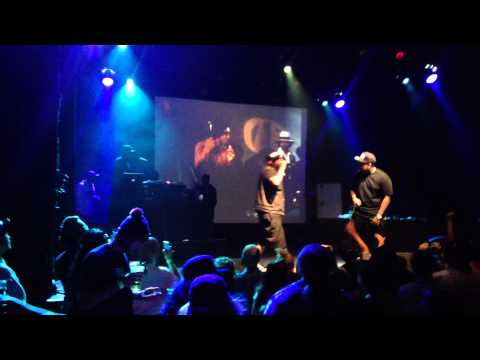 Slum Village performs Players at El Rey Los Angeles May 2014