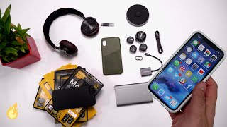 Top Accessories for the Apple iPhone X