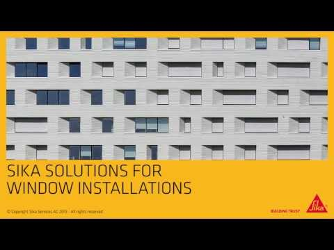 Sika - Sika Window Installation Solution