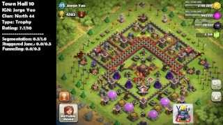 Clash Of Clans [2000 Subscriber Bonus] Top 5 Base Design