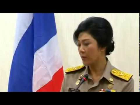 กำนันสุเทพ Thailand Protests PM calls for peace, urges protesters to talk