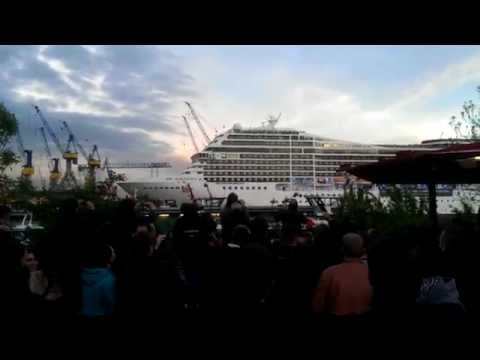 The Seven Nation Army Cruise Ship