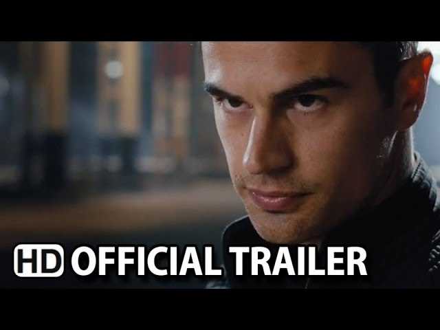 Divergent Official Final Trailer (2014) HD