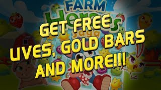 Farm Heroes Saga Hack Get Unlimited Lives, Gold Bars And