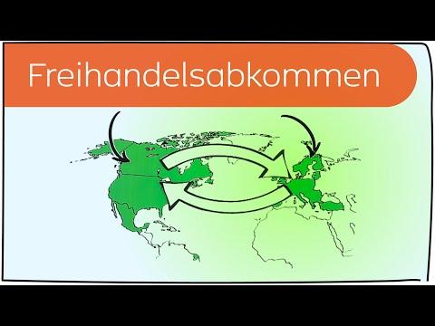 Das Freihandelsabkommen TTIP in drei Minuten erklärt