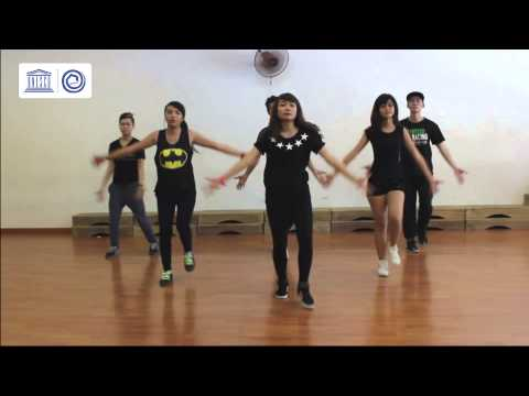 Flashmob Ngày Trái Đất - Bài mẫu