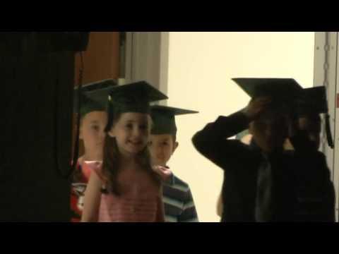 CCRS Kindergarten Graduation 6-25-14