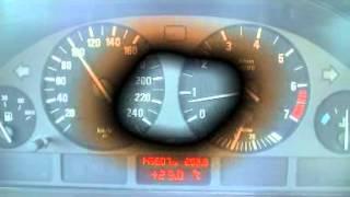 BMW E39 528 acceleration test videos