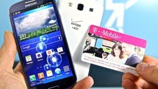 How To Factory Unlock Samsung Galaxy S3 AT&T SGH-i747, T