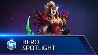 Heroes of the Storm - Valeera Spotlight