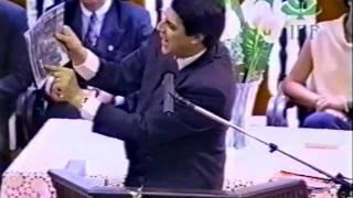 JOSUÉ YRION MISSÕES E SATANISMO NA DISNEY (COMPLETO EM