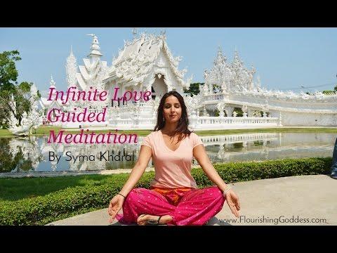 Infinite Love Meditation: Guided Loving Kindness Metta Meditation