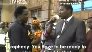 SCOAN 16 Mar 2014: Prayer Line: Prophecy, Deliverance With Prophet TB Joshua, Emmanuel TV