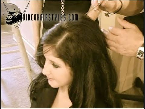 Sexy hairstyles: We call this the Novella hairstyle, by Videohairstyles.com