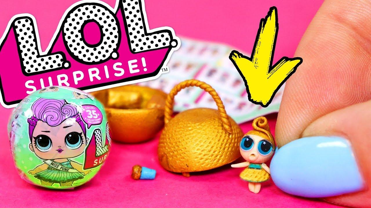 LOL 548843 Кукла-сюрприз в шарике - toy