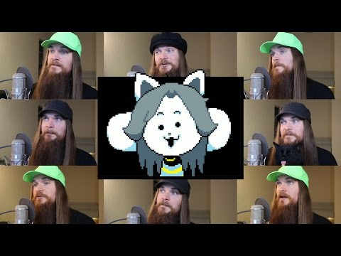Undertale - Temmie Village Acapella,