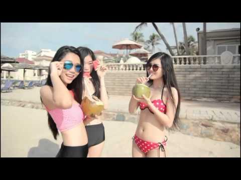 Dàn Hot Girl - Gái xinh show hàng tại Vũng Tàu 2014