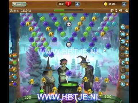 Bubble Witch Saga level 93