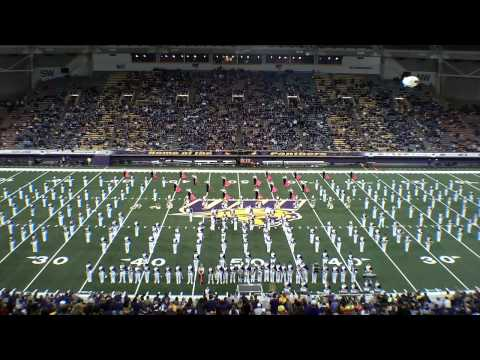 UNI Panther Marching Band