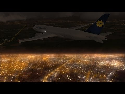 FSX | Night Environment Germany 2014 MAXED OUT