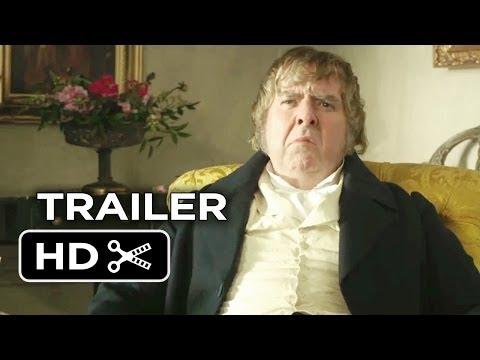 Mr. Turner TRAILER 1 (2014) - Mike Leigh Biopic HD