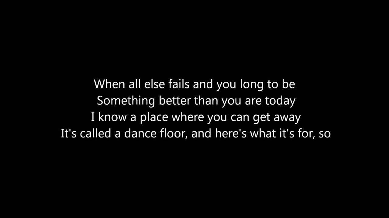 celebration lyrics