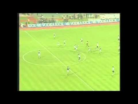 Emile Heskey goal (England 5-1 Germany) Martin Tyler &amp; Andy Gray