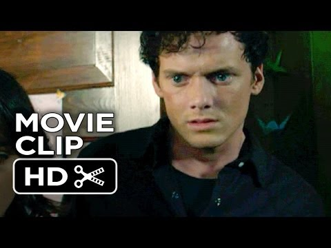 Odd Thomas Movie CLIP 1 (2014) - Willem Dafoe, Anton Yelchin Thriller HD