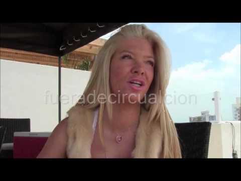 Regresa Paola Durante tras enfermedad dental