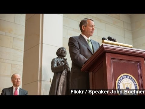 Boehner To Sue Obama Over Executive Action