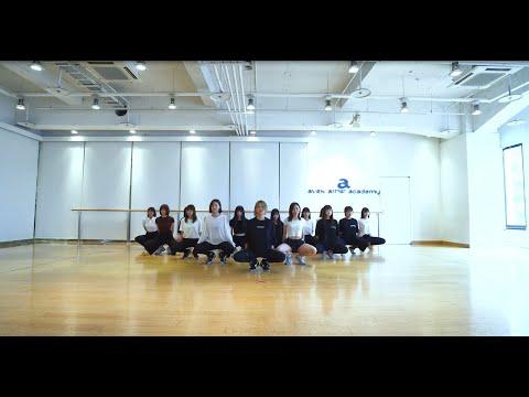 25thシングル「FRUSTRATION」DANCE PRACTICE