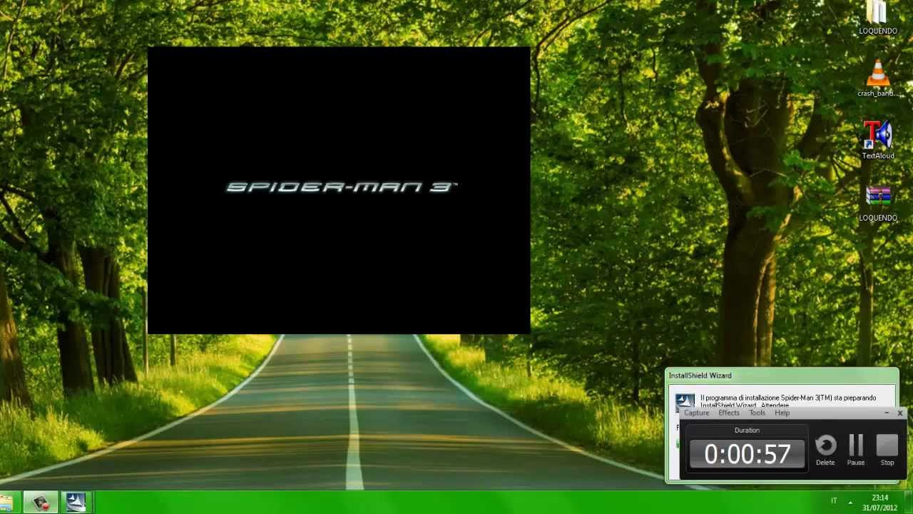 download spiderman 3 ita
