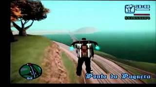 Arma Principal Do GTA San Andreas PS2