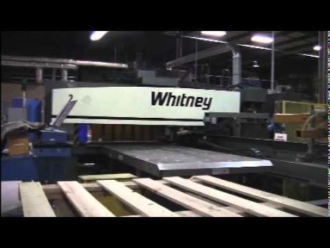 WHITNEY 3400 PUNCH PLASMA