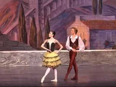 Ballet Don Quixote - Basil by Daniil Simkin | Part 1