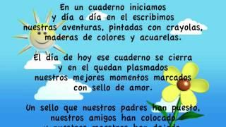 Adios jardin querido vea mas videos de villancicos for Cancion adios jardin querido
