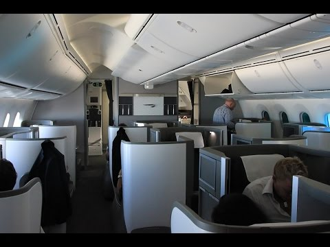 British Airways 787 Dreamliner Club World flight experience