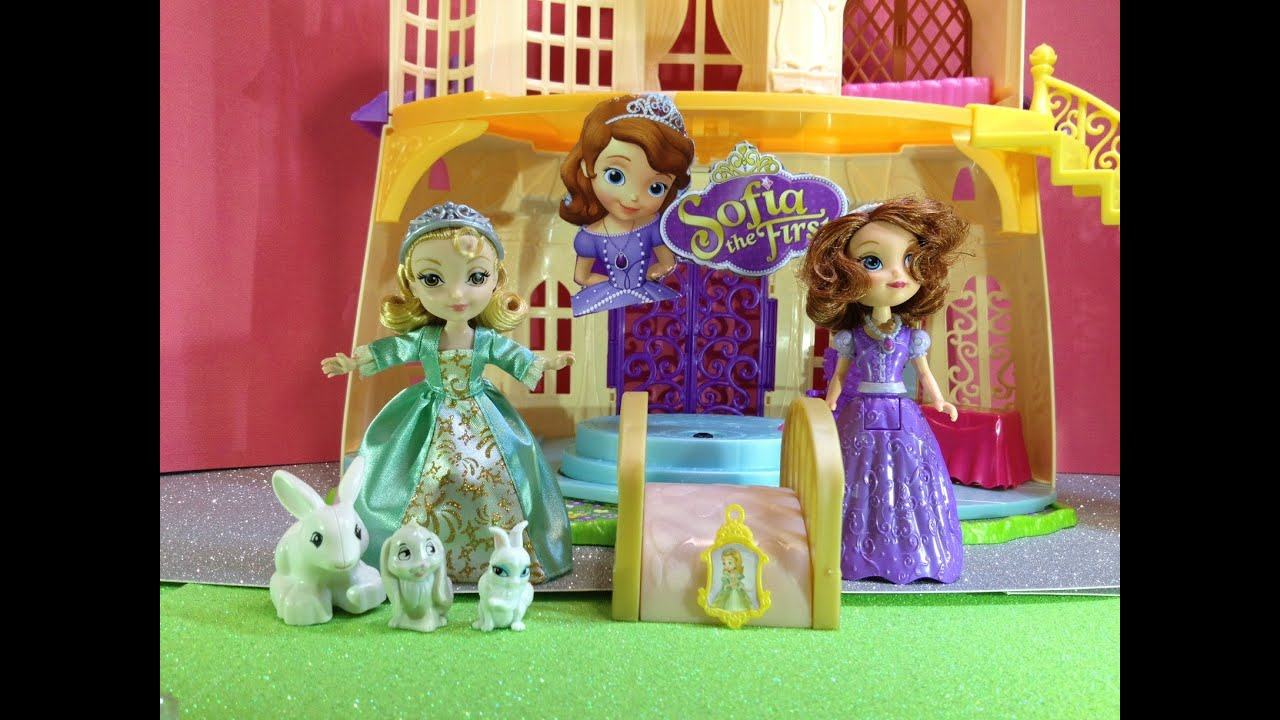 Sofia the first 2 in 1 swan dress doll princess amber for Sofia the first tattoos